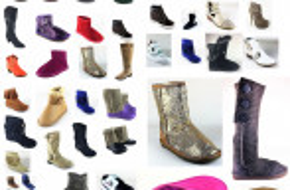 Μοντέρνο Κυρίες Παιδιά Ανδρικά Παπούτσια Φθινόπωρο Χειμώνας Μπότες Μπό