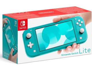 Nintendo Switch Lite Console - Turquoise Color - 100 διαθέσιμες μονάδες